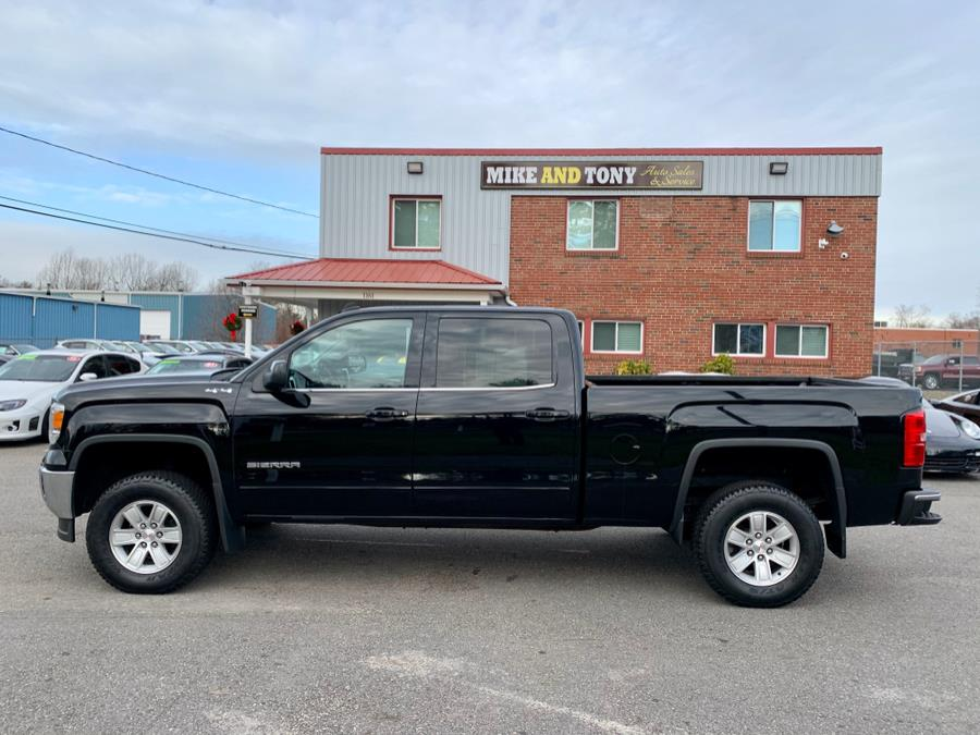 "Used GMC Sierra 1500 4WD Crew Cab 143.5"" SLE 2014 