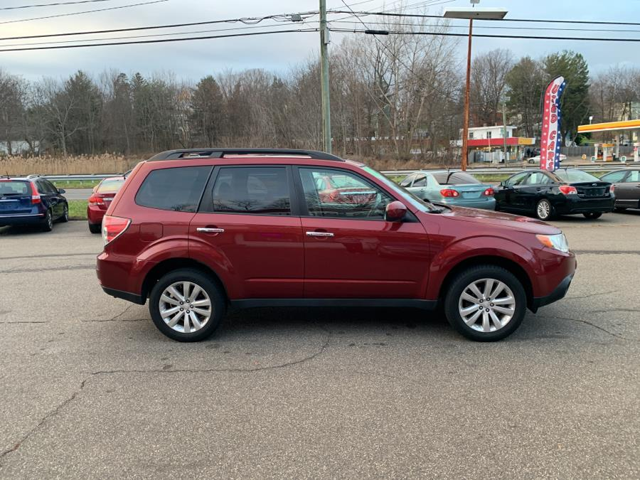 Used Subaru Forester 4dr Auto 2.5X Premium w/All-Weather Pkg 2011 | American Auto Specialists Inc.. Berlin, Connecticut