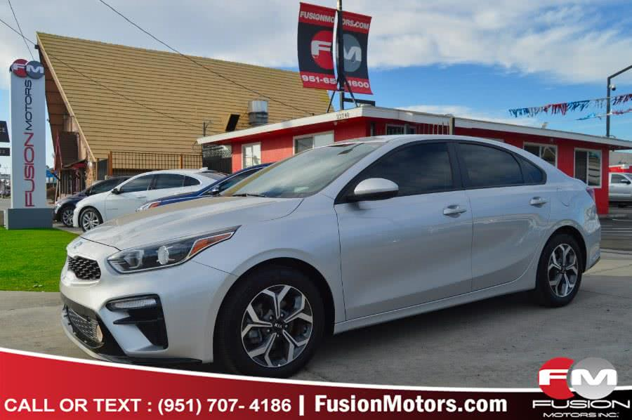Used 2019 Kia Forte in Moreno Valley, California | Fusion Motors Inc. Moreno Valley, California