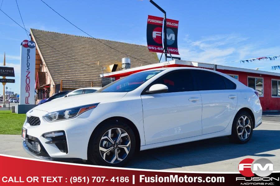 Used 2019 Kia Forte in Moreno Valley, California   Fusion Motors Inc. Moreno Valley, California