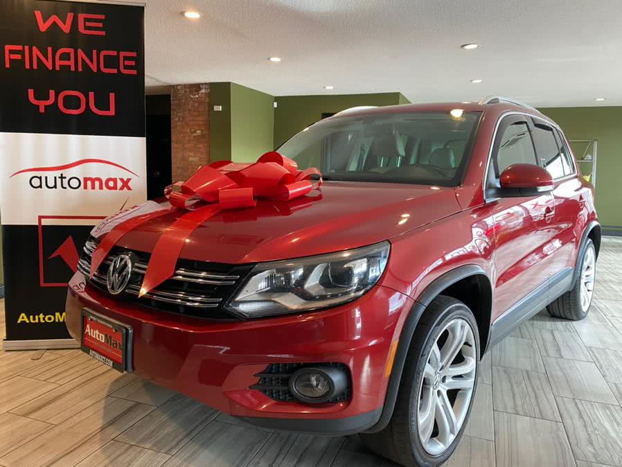 Used 2013 Volkswagen Tiguan in West Hartford, Connecticut | AutoMax. West Hartford, Connecticut