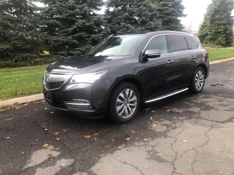 Used 2014 Acura MDX in Berlin, Connecticut | Auto Drive Sales And Service. Berlin, Connecticut
