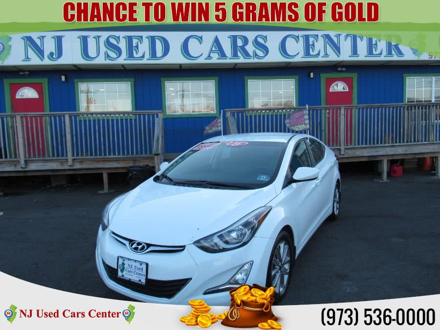 Used 2014 Hyundai Elantra in Irvington, New Jersey | NJ Used Cars Center. Irvington, New Jersey