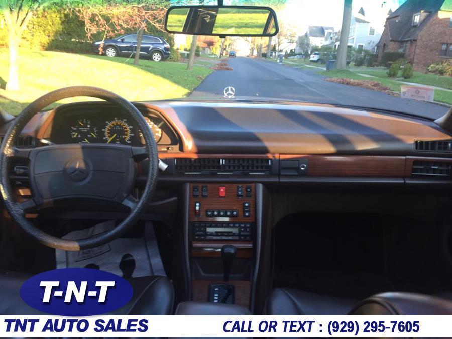 Used Mercedes-Benz 420 SEL LUXURY SEDAN 1987 | TNT Auto Sales USA inc. Bronx, New York