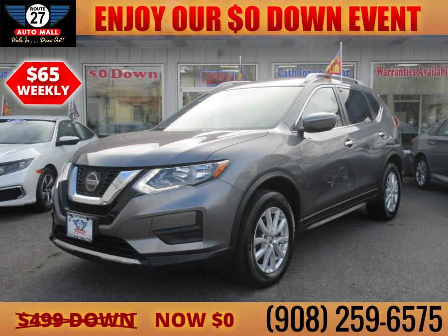Used 2020 Nissan Rogue in Linden, New Jersey | Route 27 Auto Mall. Linden, New Jersey