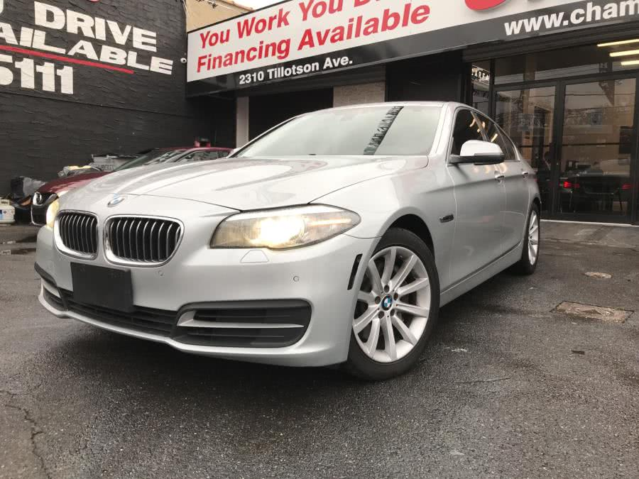 Used 2014 BMW 5 Series in Bronx, New York | Champion Auto Sales Of The Bronx. Bronx, New York