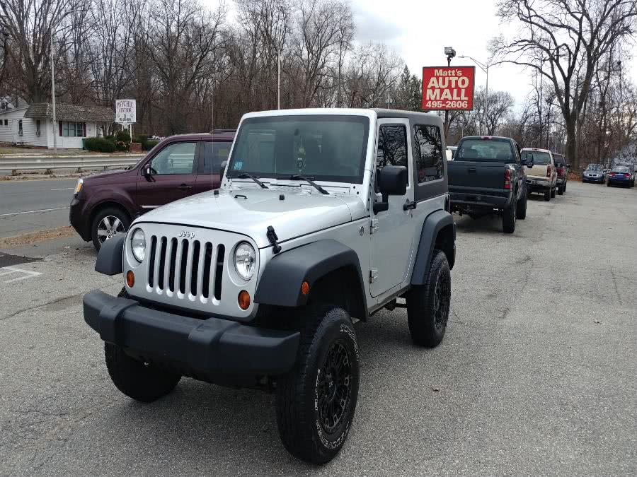Used 2008 Jeep Wrangler in Chicopee, Massachusetts | Matts Auto Mall LLC. Chicopee, Massachusetts