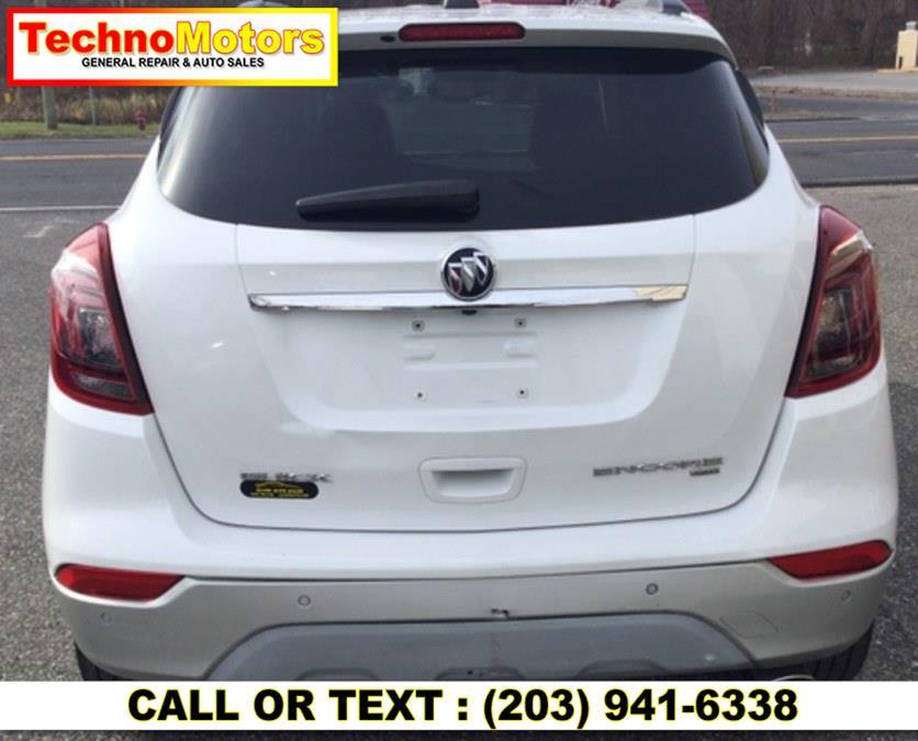 Used Buick Encore AWD 4dr Premium 2017 | Techno Motors . Danbury , Connecticut