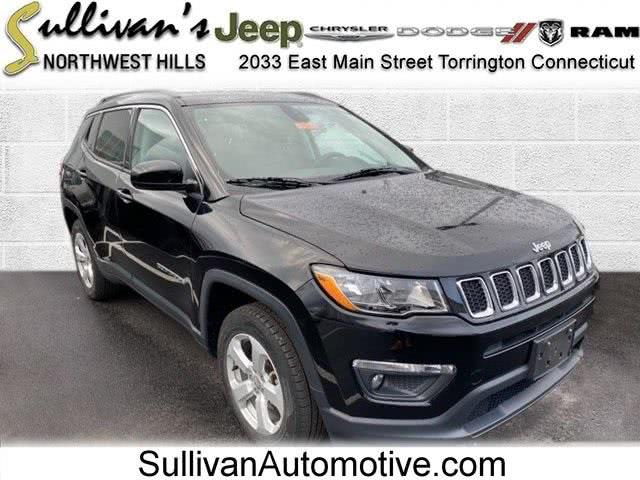 Used Jeep Compass Latitude 2018 | Sullivan Automotive Group. Avon, Connecticut