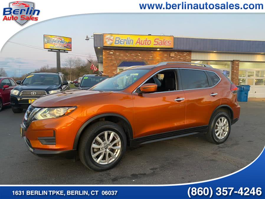 Used 2017 Nissan Rogue in Berlin, Connecticut | Berlin Auto Sales LLC. Berlin, Connecticut