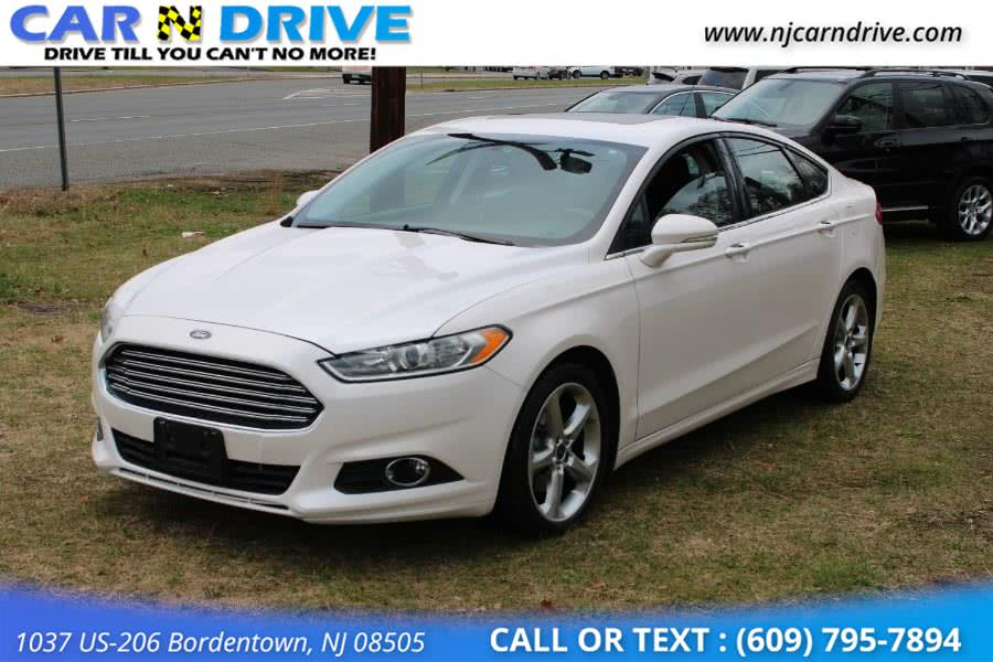 Used 2016 Ford Fusion in Bordentown, New Jersey | Car N Drive. Bordentown, New Jersey