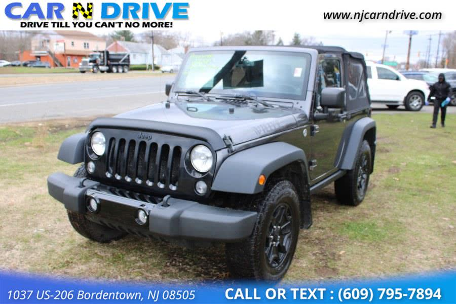 Used 2014 Jeep Wrangler in Bordentown, New Jersey | Car N Drive. Bordentown, New Jersey