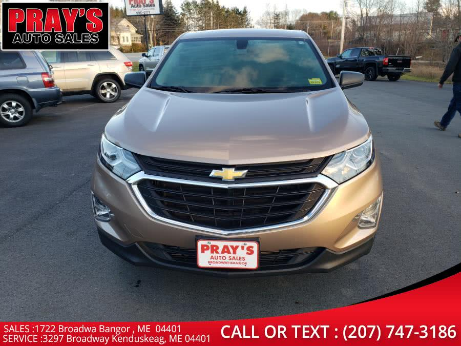 Used 2019 Chevrolet Equinox in Bangor , Maine | Pray's Auto Sales . Bangor , Maine