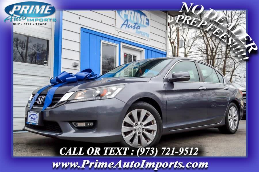 Used 2014 Honda Accord Sedan in Bloomingdale, New Jersey | Prime Auto Imports. Bloomingdale, New Jersey