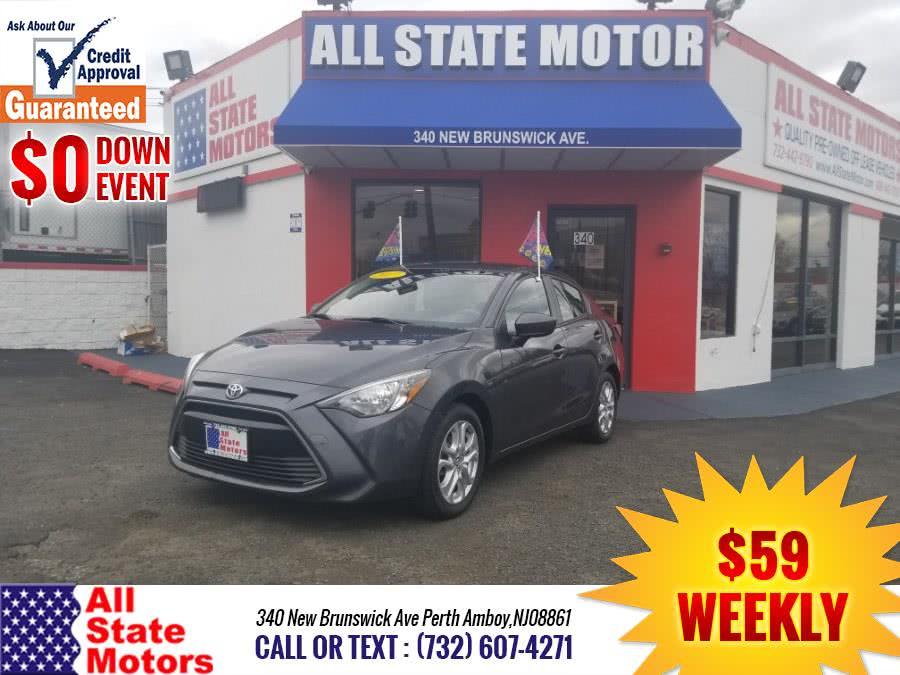 Used Toyota Yaris iA Auto (Natl) 2017 | All State Motor Inc. Perth Amboy, New Jersey