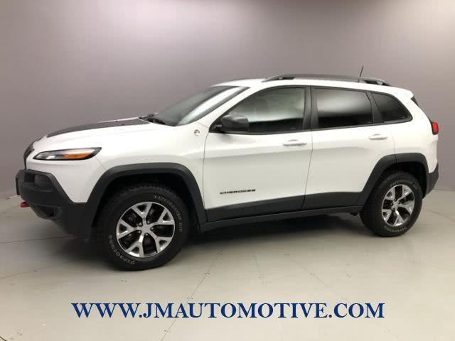 Used 2017 Jeep Cherokee in Naugatuck, Connecticut | J&M Automotive Sls&Svc LLC. Naugatuck, Connecticut