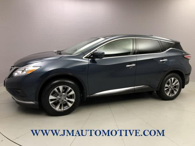 Used 2017 Nissan Murano in Naugatuck, Connecticut | J&M Automotive Sls&Svc LLC. Naugatuck, Connecticut