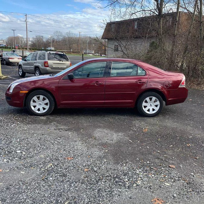 Used Ford Fusion 4dr Sdn S FWD 2007   Riverside Motorcars, LLC. Naugatuck, Connecticut