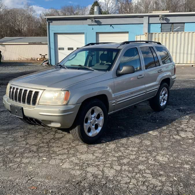 Used Jeep Grand Cherokee 4dr Limited 4WD 2003 | Riverside Motorcars, LLC. Naugatuck, Connecticut