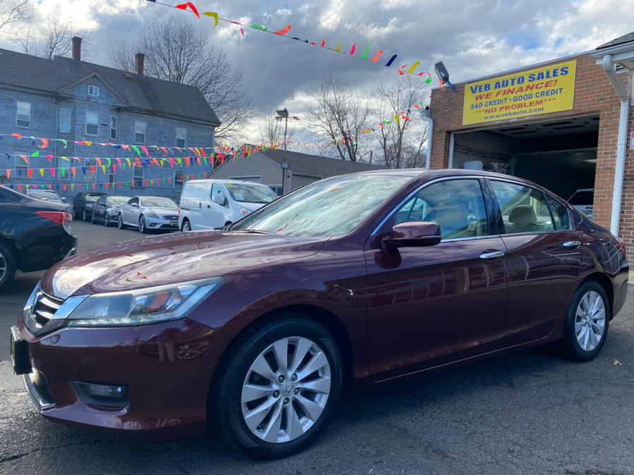 Used 2014 Honda Accord Sedan in Hartford, Connecticut | VEB Auto Sales. Hartford, Connecticut