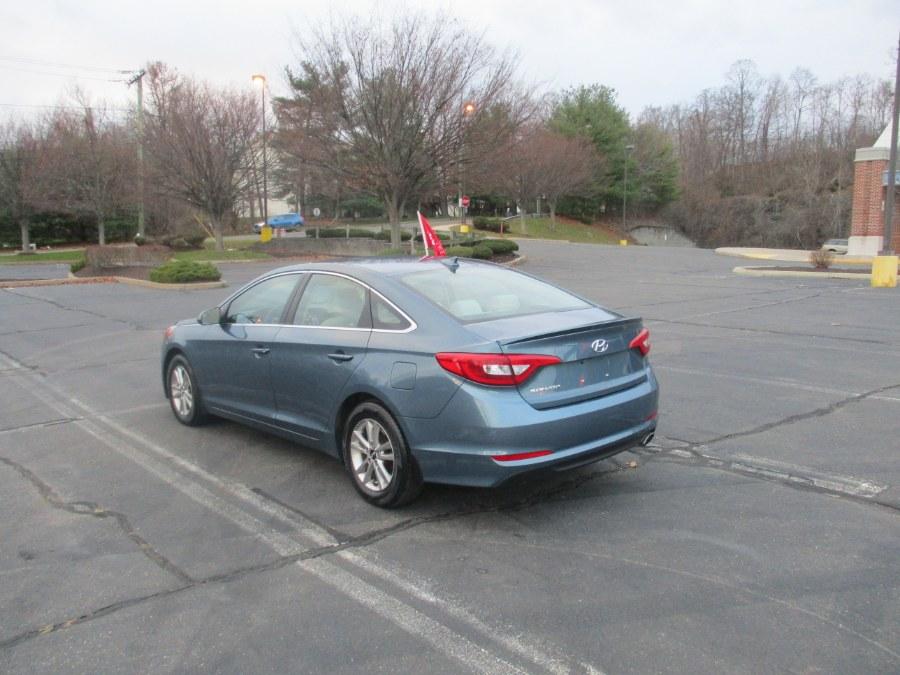 Used Hyundai Sonata 2.4L 2017 | Universal Motors LLC. New Britain, Connecticut