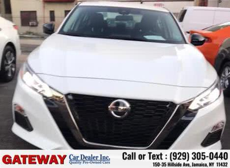 Used 2020 Nissan Altima in Jamaica, New York | Gateway Car Dealer Inc. Jamaica, New York