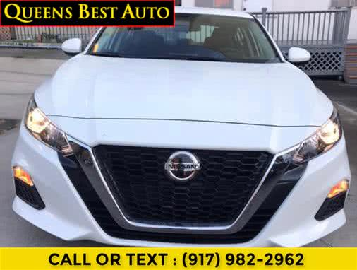 Used Nissan Altima 2.5 S Sedan 2020 | Queens Best Auto, Inc.. Jamaica, New York