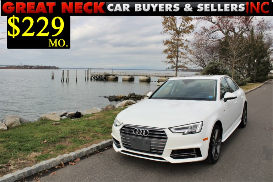 Used 2017 Audi A4 in Great Neck, New York