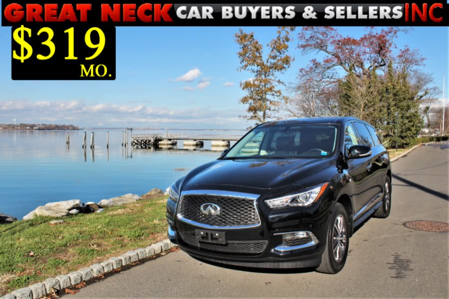Used 2017 INFINITI QX60 in Great Neck, New York