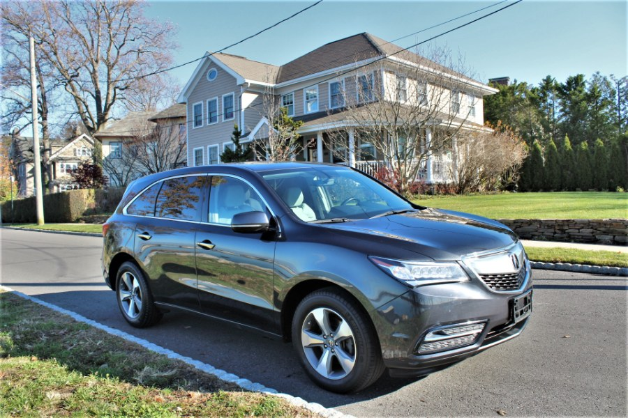 2016 Acura MDX SH-AWD 4dr, available for sale in Great Neck, NY