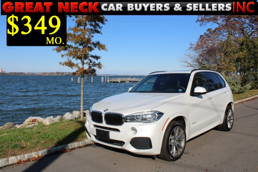 2015 BMW X5 AWD 4dr xDrive35i M-SPORT, available for sale in Great Neck, NY