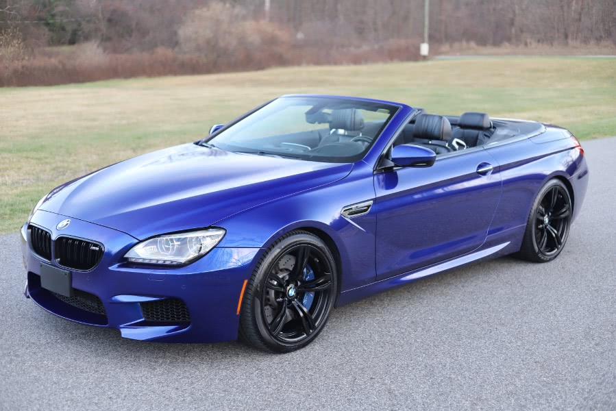 Used 2015 BMW M6 in North Salem, New York | Meccanic Shop North Inc. North Salem, New York
