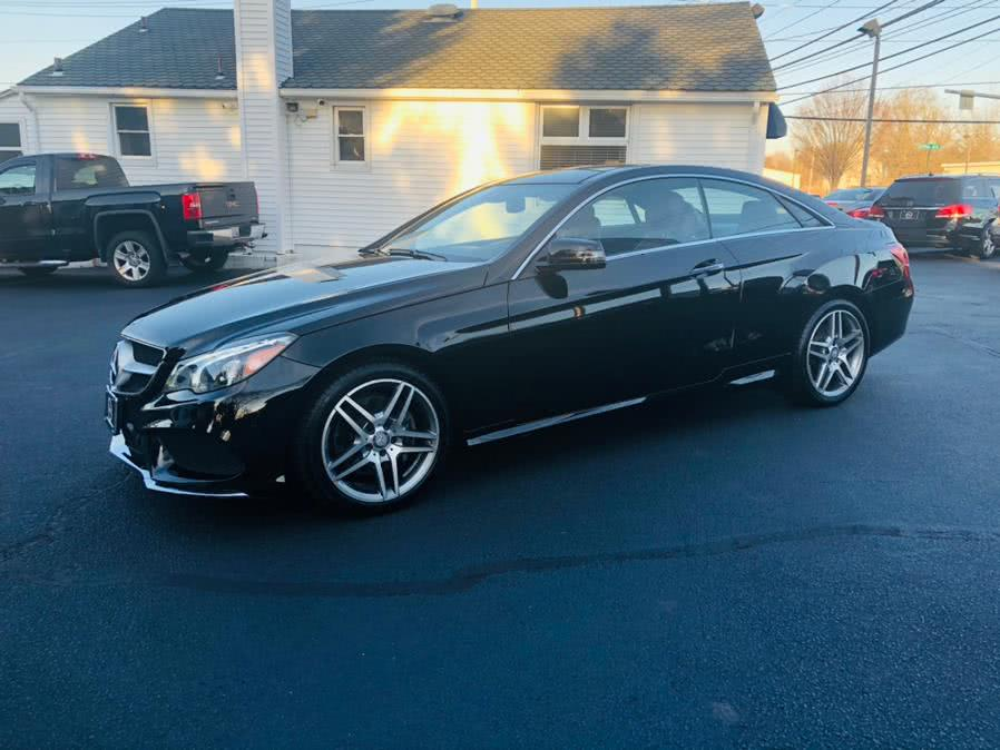 Used 2016 Mercedes-Benz E-Class in Milford, Connecticut | Chip's Auto Sales Inc. Milford, Connecticut