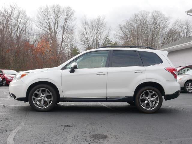 Used Subaru Forester 2.5i Touring 2015 | Canton Auto Exchange. Canton, Connecticut