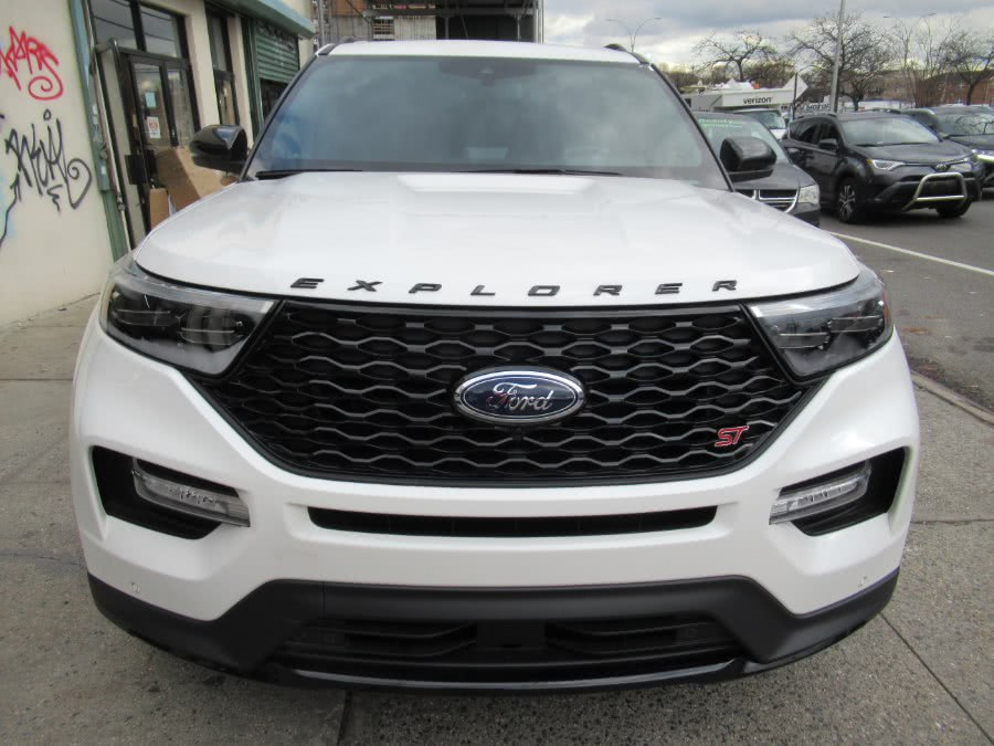 Used Ford Explorer ST 4WD 2020 | Pepmore Auto Sales Inc.. Woodside, New York