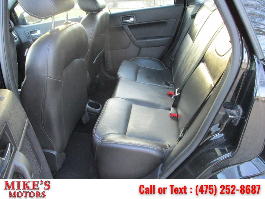 Used Ford Focus 4dr Sdn SES 2008 | Mike's Motors LLC. Stratford, Connecticut