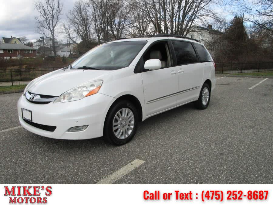 Used Toyota Sienna 5dr 7-Pass Van XLE Ltd AWD (Natl) 2008 | Mike's Motors LLC. Stratford, Connecticut