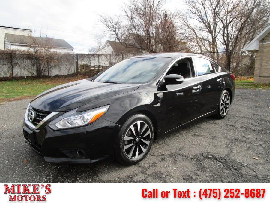 Used 2018 Nissan Altima in Stratford, Connecticut | Mike's Motors LLC. Stratford, Connecticut