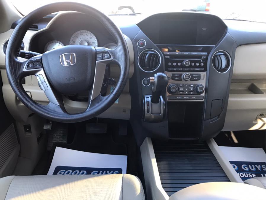 Used Honda Pilot 4WD 4dr LX 2013 | Good Guys Auto House. Southington, Connecticut