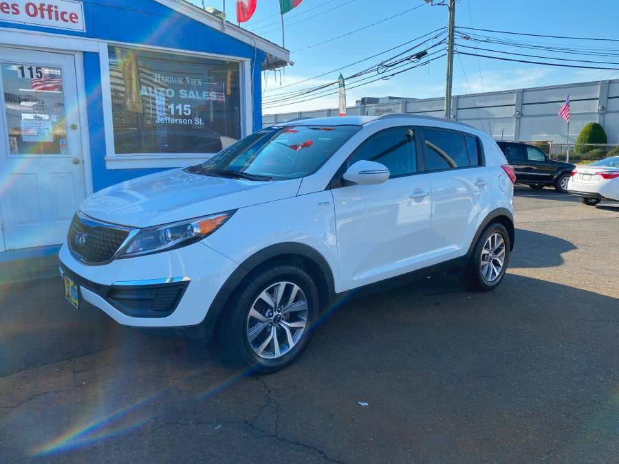 Used 2014 Kia Sportage in Stamford, Connecticut | Harbor View Auto Sales LLC. Stamford, Connecticut