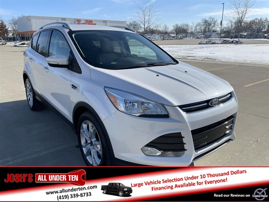 Used 2016 Ford Escape in Elida, Ohio | Josh's All Under Ten LLC. Elida, Ohio