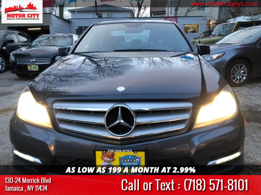 Used 2013 Mercedes-Benz C-Class in Jamaica, New York | Motor City. Jamaica, New York