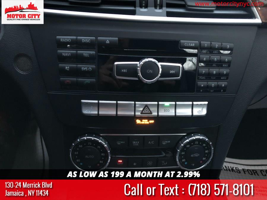 Used Mercedes-Benz C-Class 4dr Sdn C300 Sport 4MATIC 2013 | Motor City. Jamaica, New York