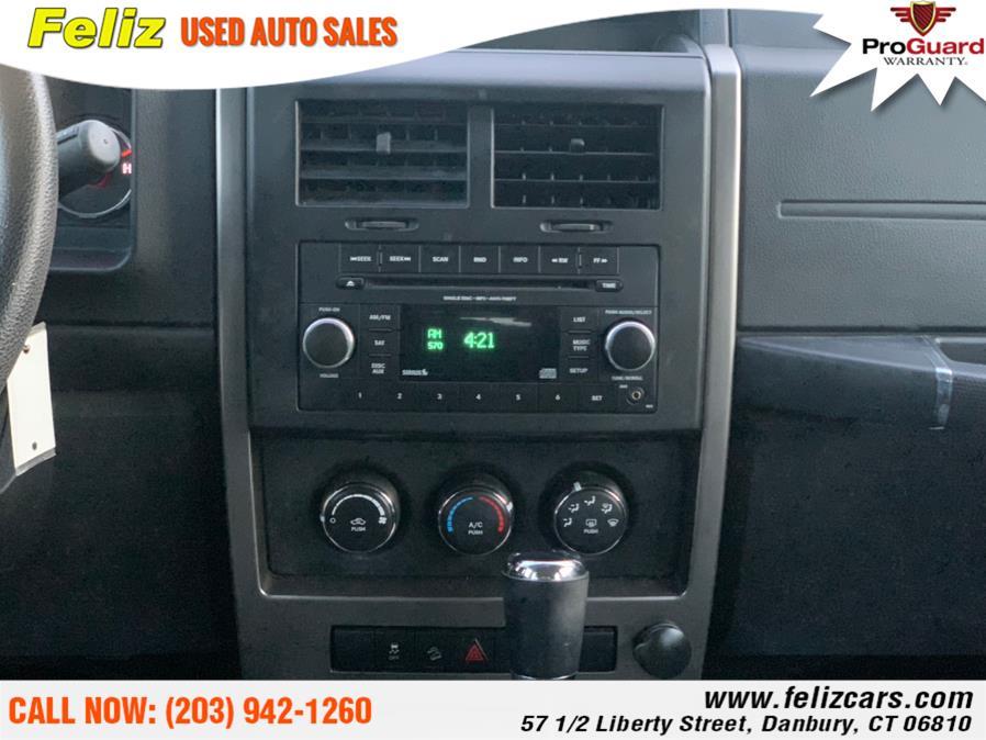 Used Jeep Liberty 4WD 4dr Sport 2012 | Feliz Used Auto Sales. Danbury, Connecticut