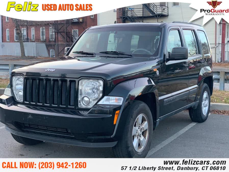 Used 2012 Jeep Liberty in Danbury, Connecticut | Feliz Used Auto Sales. Danbury, Connecticut