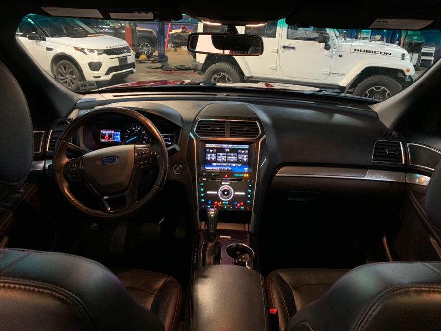 Used Ford Explorer 4WD 4dr Sport 2016 | M Sport Motor Car. Hillside, New Jersey