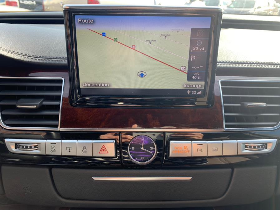Used Audi A8 L 4dr Sdn 4.0L 2013 | M Sport Motor Car. Hillside, New Jersey