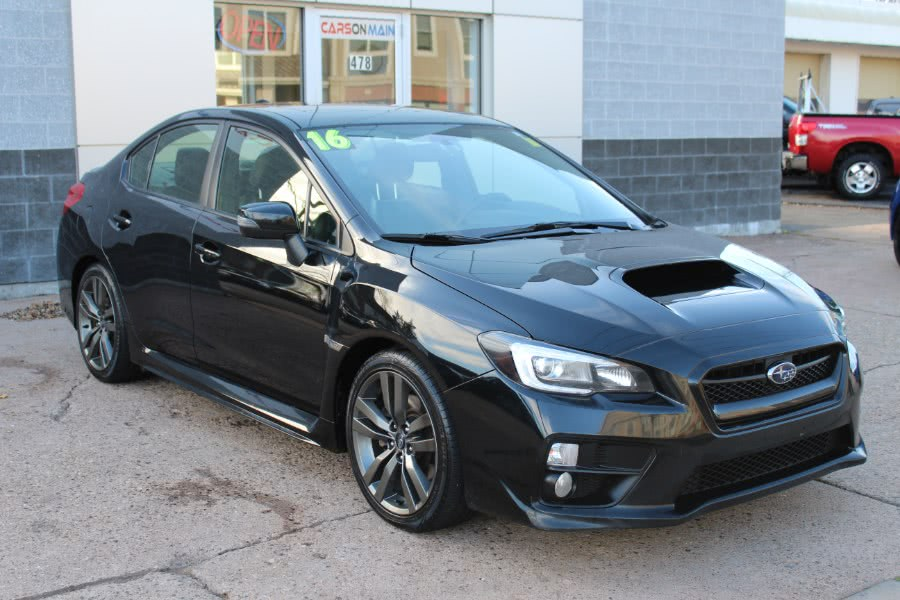 Used 2016 Subaru WRX in Manchester, Connecticut | Carsonmain LLC. Manchester, Connecticut