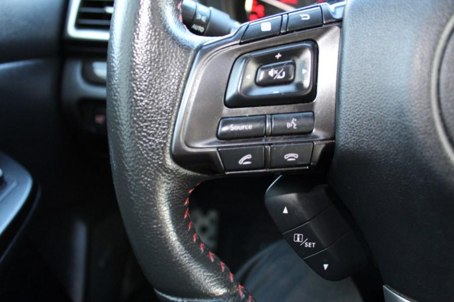 Used Subaru WRX 4dr Sdn Man Limited 2016 | Carsonmain LLC. Manchester, Connecticut