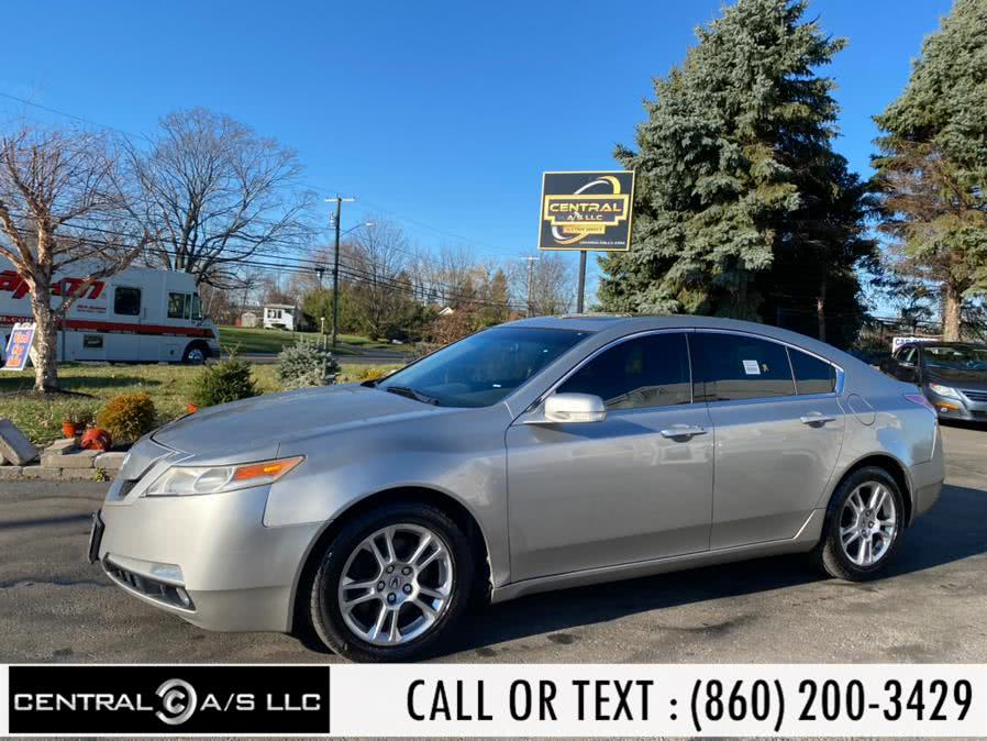 Used 2010 Acura TL in East Windsor, Connecticut | Central A/S LLC. East Windsor, Connecticut